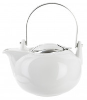 Cristel Cristel COMPLEMENTS Jumbo Tea Pot White-20
