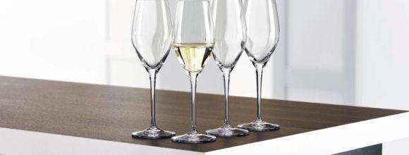 Spiegelau set of 6 champagne flute style 4675207 - Spiegelau champagne flute ...